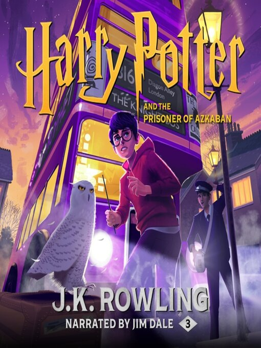 Title details for Harry Potter and the Prisoner of Azkaban by J.K. Rowling - Wait list